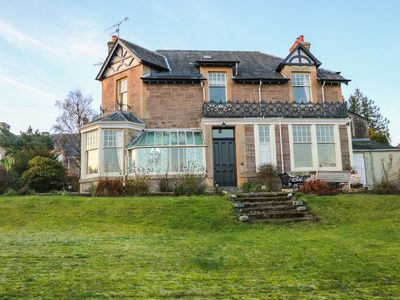 Photo for 5BR Cottage Vacation Rental in Crieff, Central Scotland
