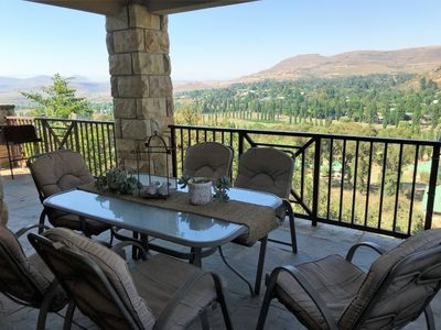 Photo for 44 Golf Villa on the stunning Clarens Golf Estate with the most amazing views