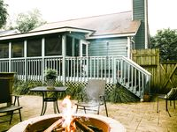 A wonderful stay! Owners responsive to emails while there & very accommodating!