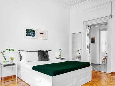 Photo for Luxury 2 bedrooms home in Milan center