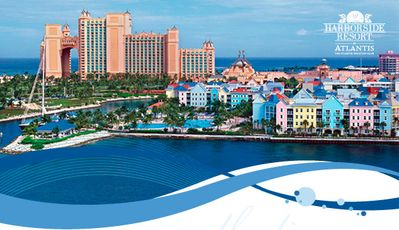 Photo for Atlantis: 1BR, 2BR, or 3BR, $2K,$3K,$5K  (Nov 2-9 only) Top Fl Waterfrnt Lockof