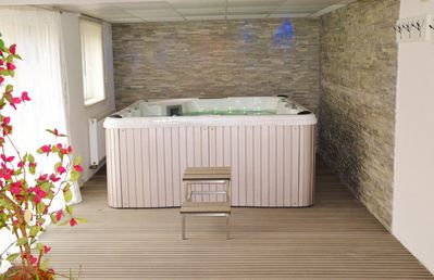 Photo for Contemporary house 10 people with sauna and Spa