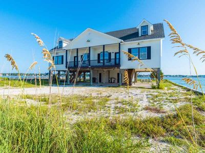Photo for Waterfront Vacation Rental in Gulf Shores ~ Stunning Bay Views ~ Near the Beach!