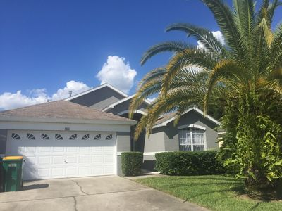 Photo for 4BR/3BA Pool Home Three Miles From Animal Kindgom