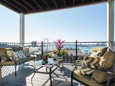 Photo for Stunning & Centrally-located Waterfront Property w/ Panoramic Views!