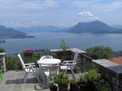 Photo for 1BR Apartment Vacation Rental in Stresa
