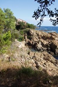 Photo for Villa for 8 people with stunning views and direct access to the sea