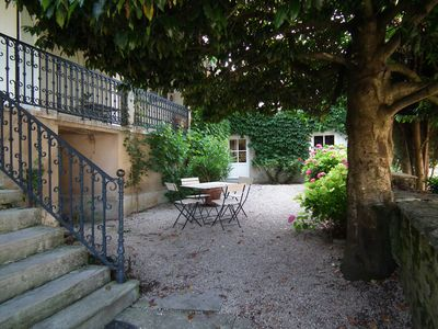 Photo for Charming house in Burgundy near Givry free and W. E and holidays