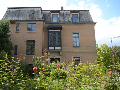 Photo for Complete historic townhouse with garden in the center for groups / families