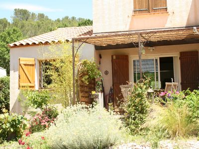 Photo for nice house comfortable and quiet between sea and river 10 minutes from Montpellier