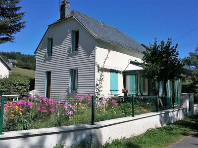 Photo for Auvergne renovated house with 2 independent appts new condition