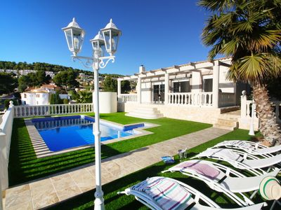 Photo for 7BR Villa Vacation Rental in Calpe, Comunidad Valenciana