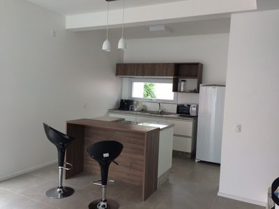 Photo for Beach house 200 meters from the sea in Florianópolis, Novo Campeche beach