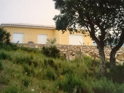Photo for Jolie Villa for 6 guests near to the sea and the mountain.