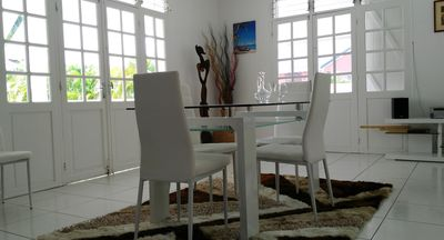 Photo for Villa -300 m beach -Gosier-Wifi-Free parking-Garden-Ideal for 4 -6 pers