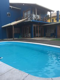 House Prox. the beaches morro das pedras and campeche, south of the island of Florianópolis