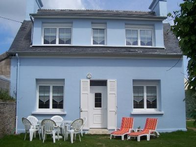 Photo for Nice house, 40 m from the sea, near the landing beaches