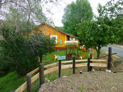 This is a great place for your vacation in Eastern oregon!