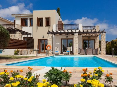 Photo for Aphrodite Hills 2 Bedroom Villa - Efimia - Free WiFi