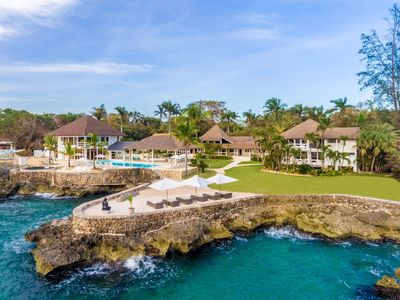 Photo for Luxury Ocean Front Estate within celebrity playground of Casa de Campo