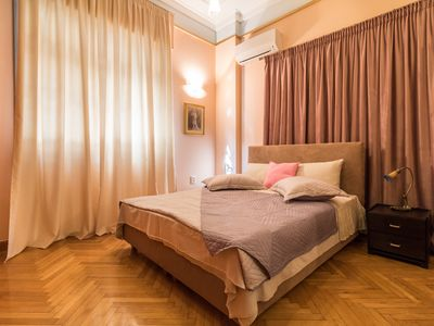 Photo for Ideal 4 bdr Apartment in Plaka - Athens for 9ppl