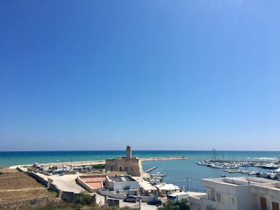 Photo for Apartment in a residence 30 meters from the sea of ​​OSTUNI