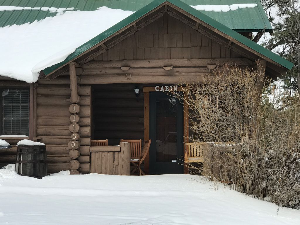 Colorado Springs Cabin Rental