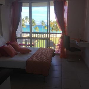 Photo for 1BR Apartment Vacation Rental in Le Gosier, Grande-Terre