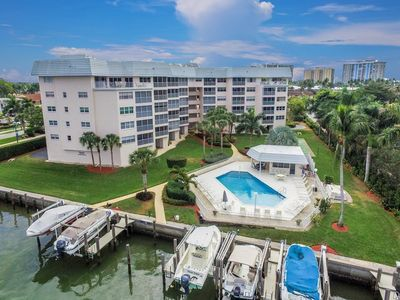 Photo for Waterfront Condo just steps to the Beach!