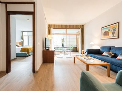 Photo for Ideal for business stays very close to the Santiago Bernabéu stadium.