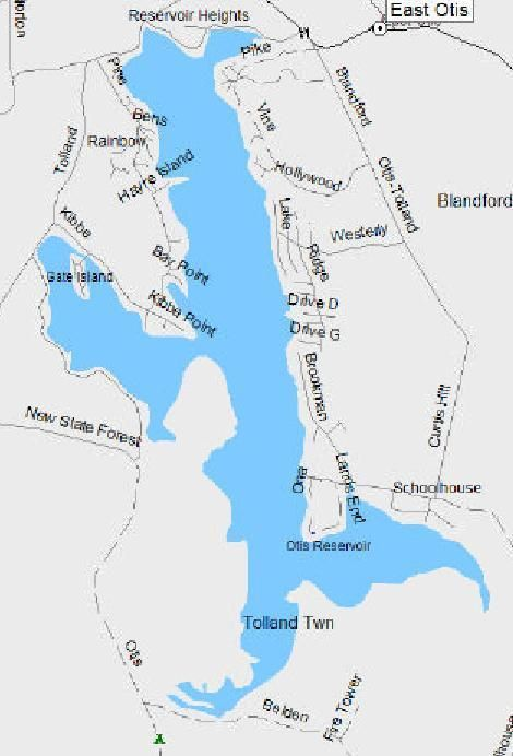 Road Map Of Resevoir