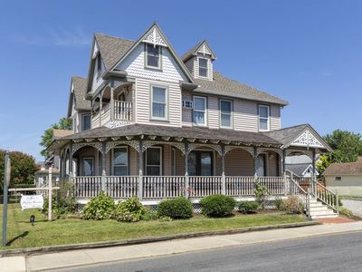 Photo for This former B&B offers 5 Bedrooms/5 Baths and incredible Bay Views.