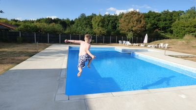 Photo for Family Friendly Gites with pool, playground and much more