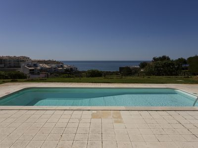 Photo for Blue Beach (POOL & SEA VIEW) - Families & Couples - Apartment for 4 people in Ericeira