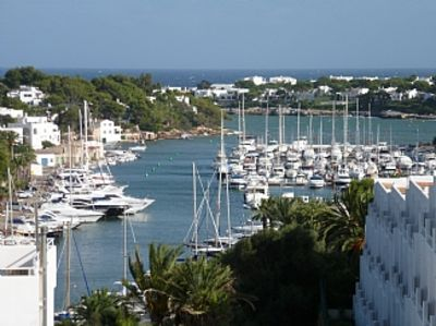 Photo for Top Floor Apartment in Prime Location with Views Overlooking the Marina & Coast