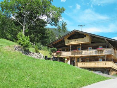 Photo for Vacation home Alm Chalet (SUZ320) in Stumm im Zillertal - 10 persons, 4 bedrooms