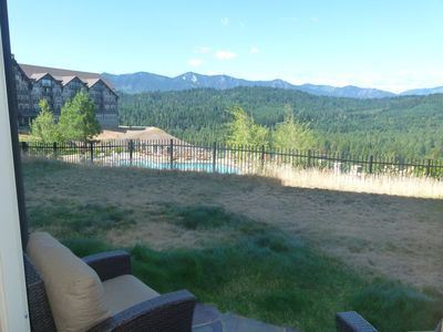 Photo for Suncadia Lodge 1 Bd/ba Pet Friendly River View Condo