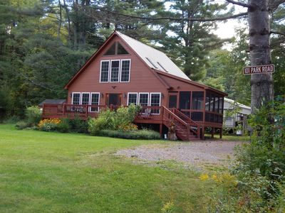 Photo for Vacation Home w/ Lake Rights - Family Friendly, Three Minute Walk to Beach
