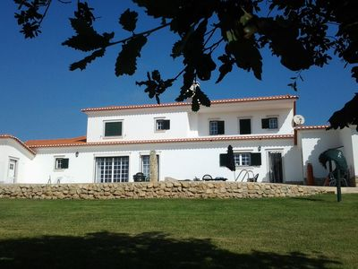 Photo for Spacious villa with private pool, large garden and just 1.5 km from the beach