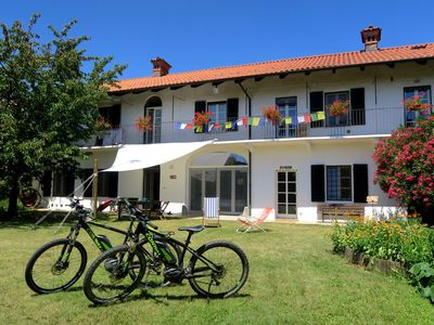 Photo for The Casa del Movimento Lento - B & B on the Via Francigena