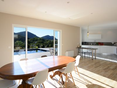 Photo for 3BR House Vacation Rental in Patrimonio, Corse