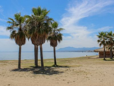 Photo for 2 Bedroom Garden Apartment in Marbella Town Close to Beach