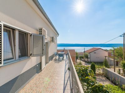 Photo for Holiday apartment suitable for large family