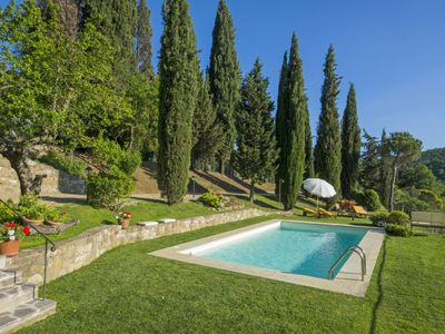 Photo for Vacation home Lamole in Greve in Chianti - 6 persons, 2 bedrooms