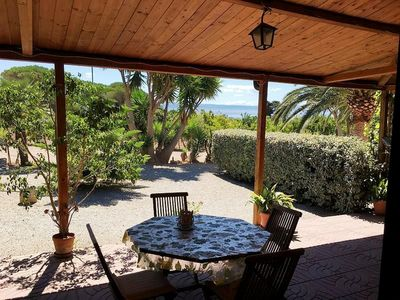 Photo for Cottage With Garden View | In the middle of natural reserve | Close to Beach