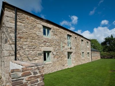 Photo for Stunning barn conversion.
