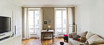 Photo for Stylish 1BR-Chic & Central location-Louvre-Saint Honoré (Fashion District)