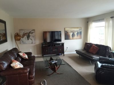 Photo for Clean, Quiet And Professionally Decorated. Close To All Amenities.
