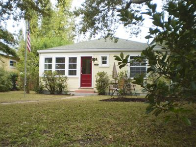 Photo for Charmingly Restored Cottage, near Gulfport Beach!