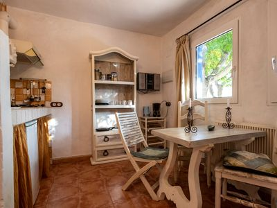 Photo for Air-conditioned B&B Cottage in Moroccan-Style with Pool, Wi-Fi and Garden; Pets Allowed
